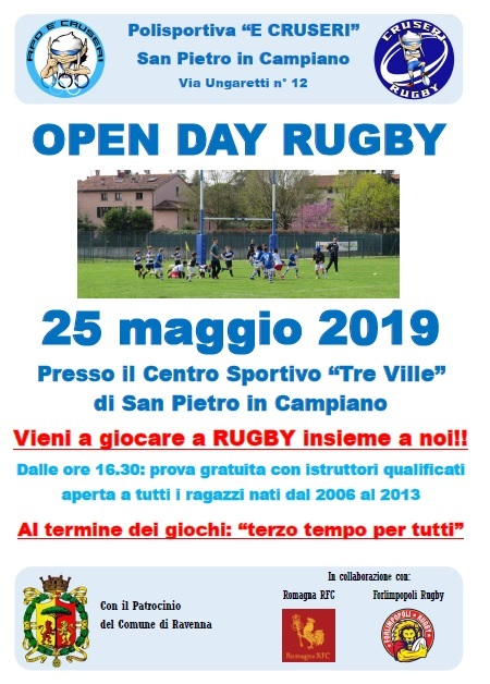 Openday-Rugby